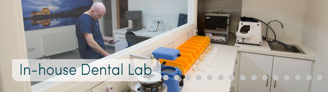 inhouse dental lab